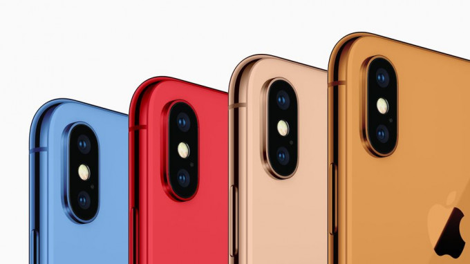 colores del iPhone