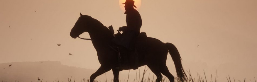 Paseo en Red Dead Redemption 2