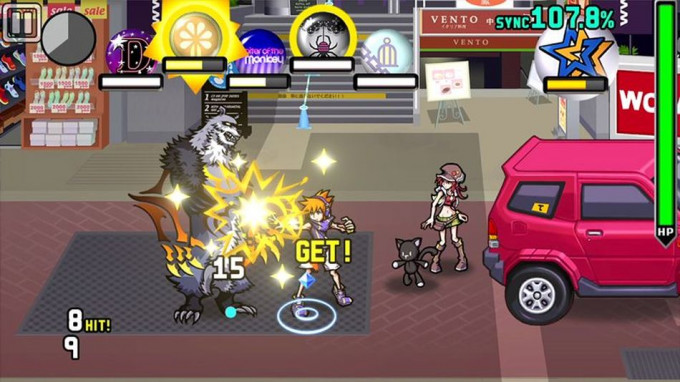 Nueva versión de The World Ends with You