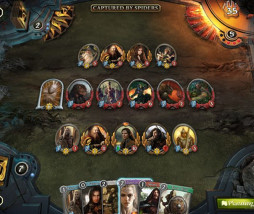 The Lord of the Rings Adventure Card Game en consolas