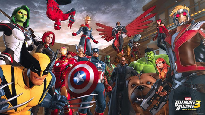 Marvel Ultimate Alliance 3 el hype de la nostalgia