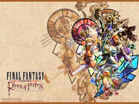 Final Fantasy Rinf of Fates