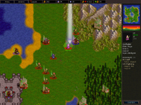 Pantallazo Battle for Wesnoth