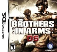 Carátula Brothers in Arms DS