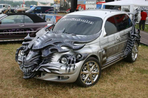 Tuning Extraterrestre
